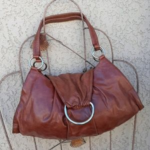 🍂HOBO leather bag